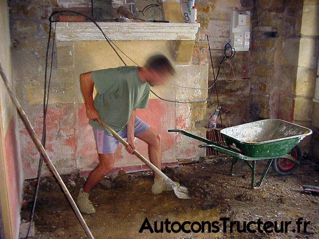 autoconstruction renovation