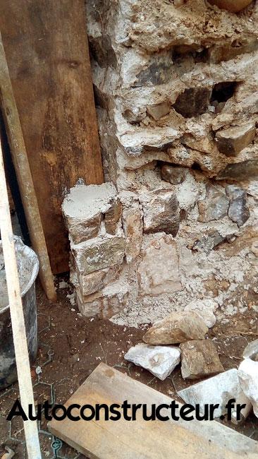 rénovation mur pierre