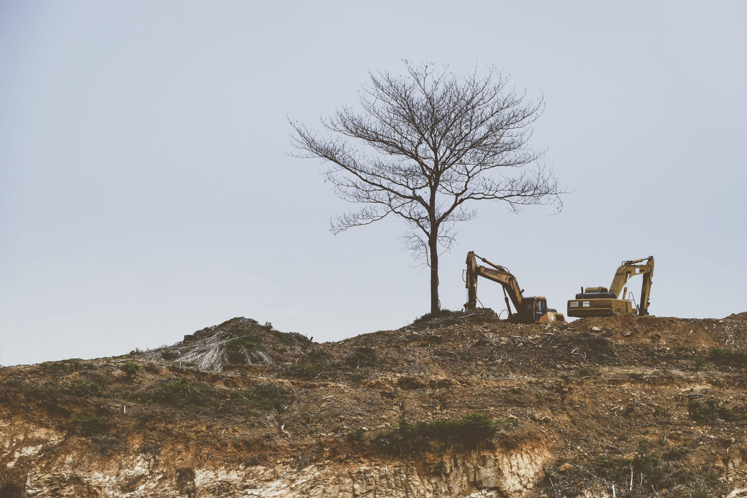 Comment Faire Un Terrassement En Pente comment préparer le terrassement de son terrain
