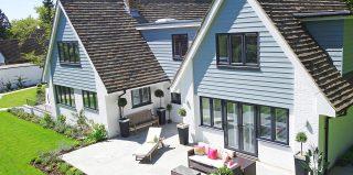 Maison à vendre avec un beau jardin