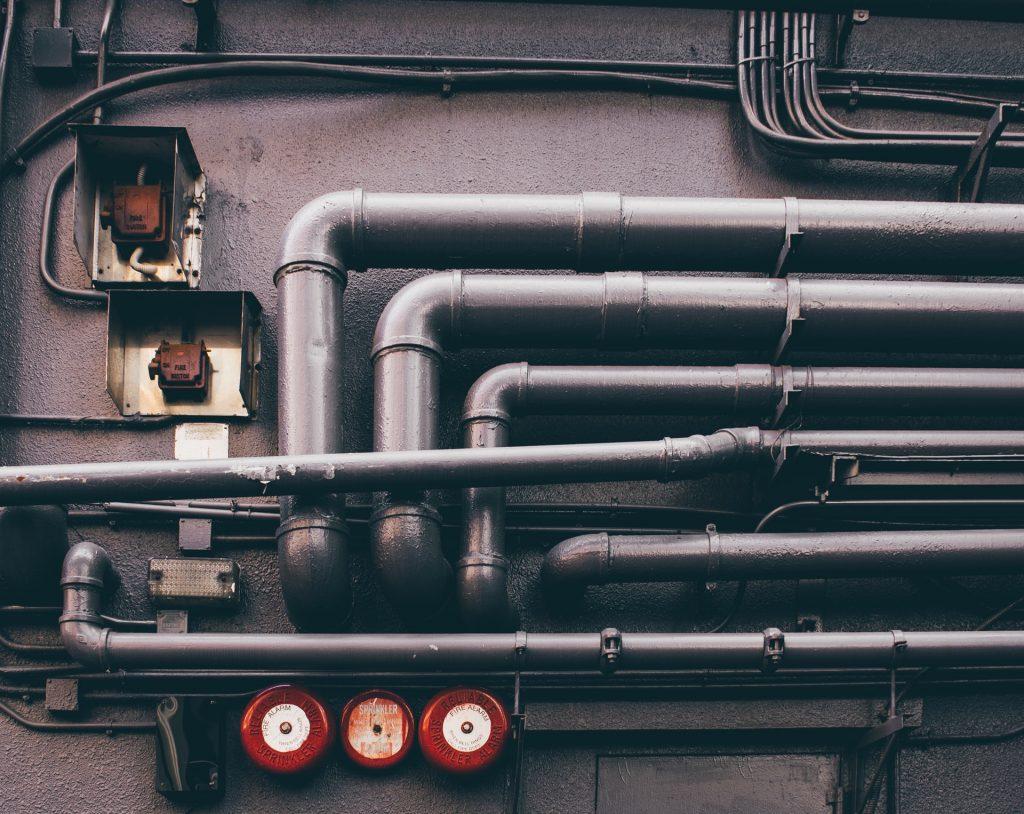plomberie tuyaux